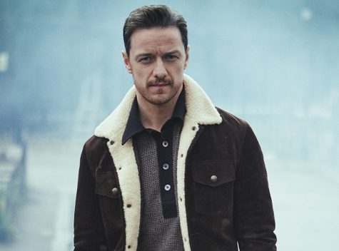 James McAvoy - elle man 3
