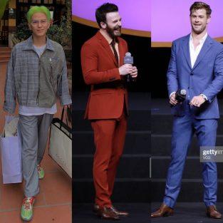 BXH thời trang sao nam ấn tượng nhất tuần 3 tháng 4/2019