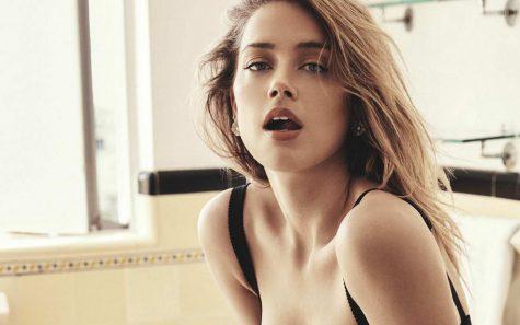 Amber Heard - elle man 6