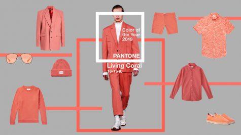 ELLE Man Style Calendar: Chào Hè năng động cùng sắc màu Living coral