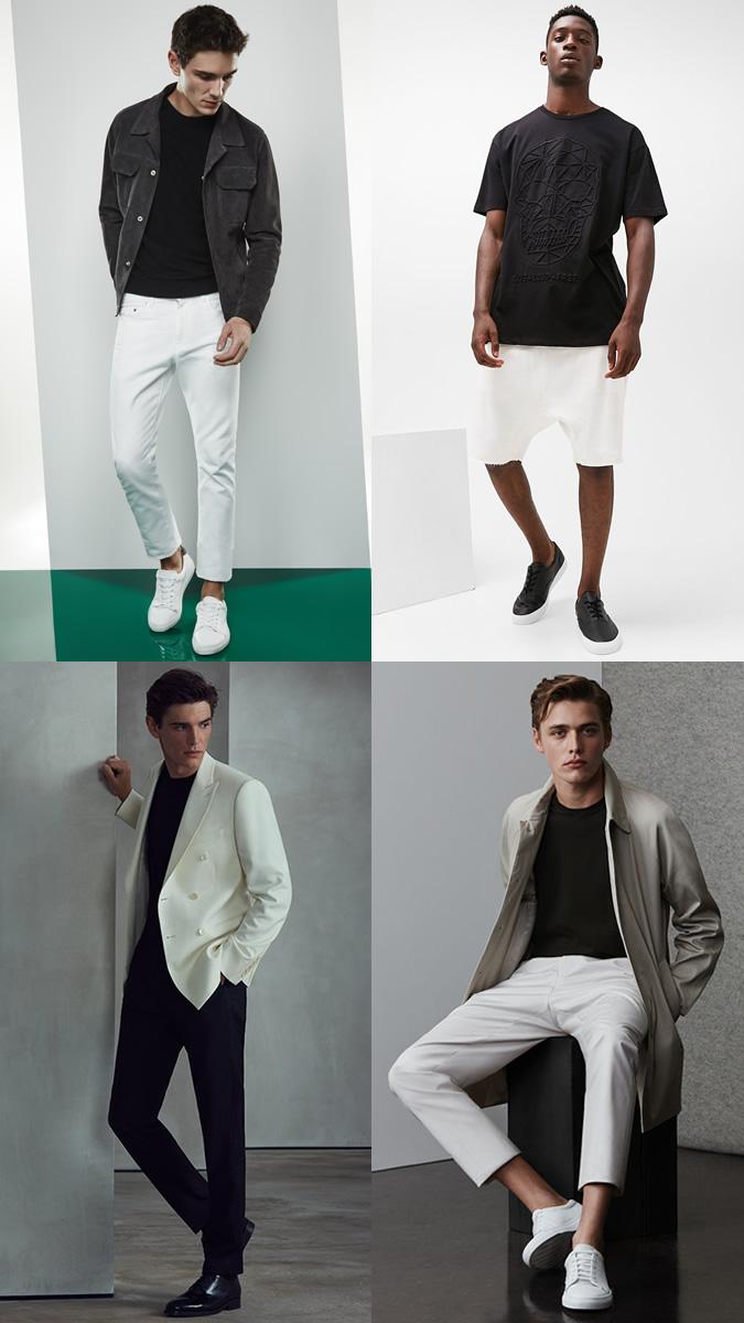 ao thun den - elle man - fashionbeans (2)