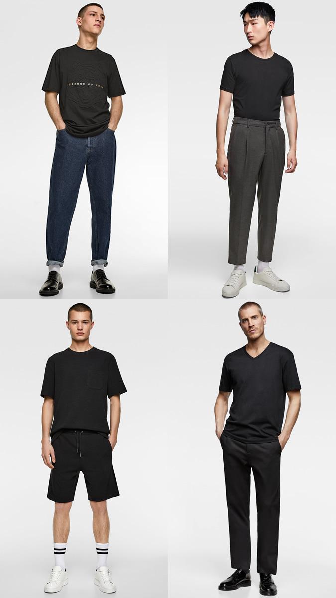 ao thun den - elle man - fashionbeans (3)