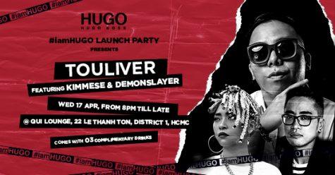 thuong hieu HUGO BOSS #iamHUGO Launch Party elle man 1