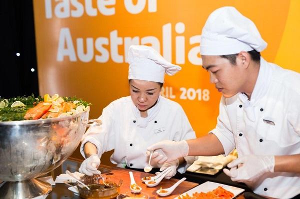 su kien taste of australia 2019 - elle man 5
