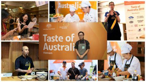 Taste of Australia 2019: Tinh hoa ẩm thực, văn hoá và rượu vang Úc tại Việt Nam