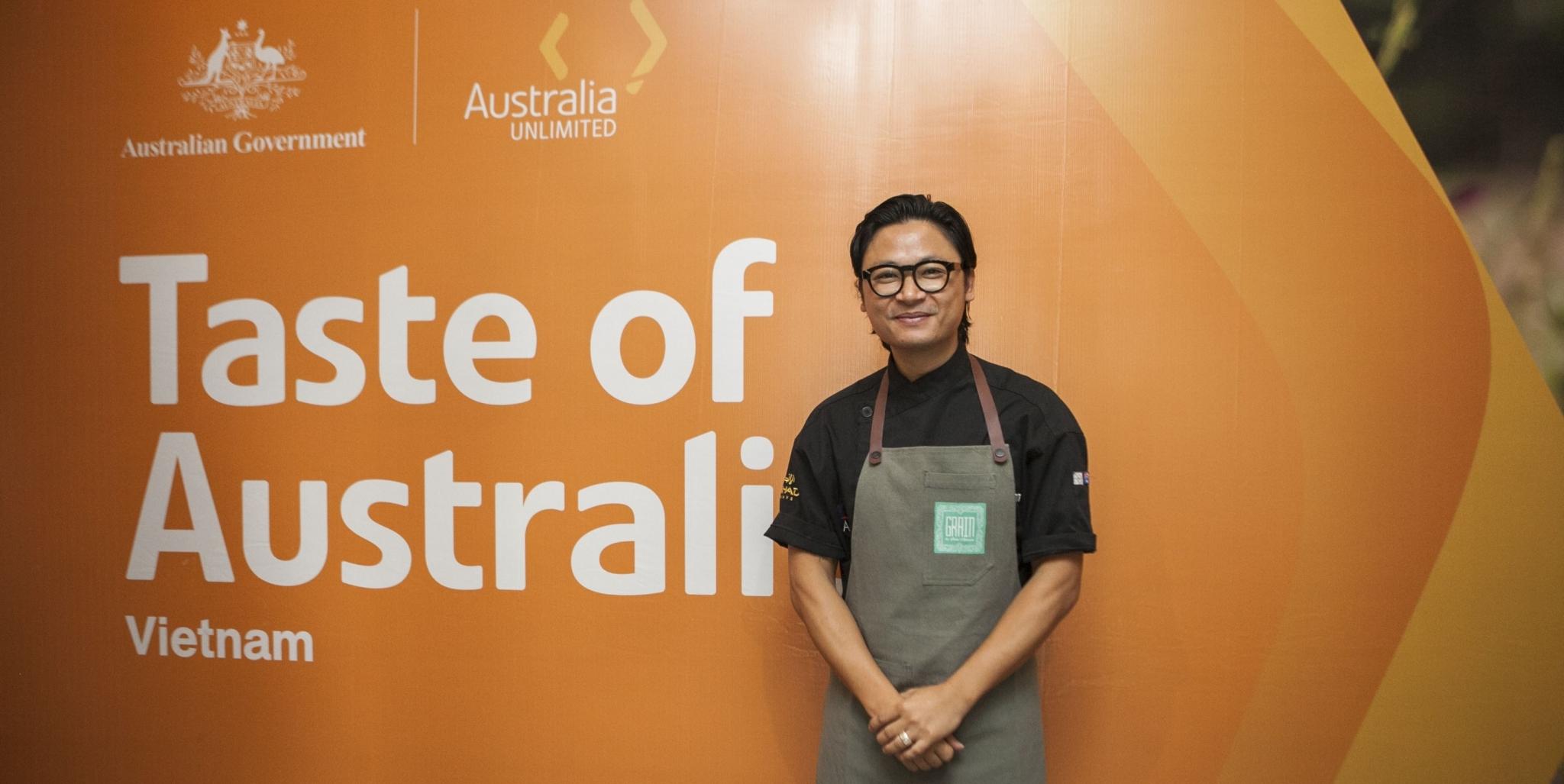 taste of australia - luke nguyen - elle man 1