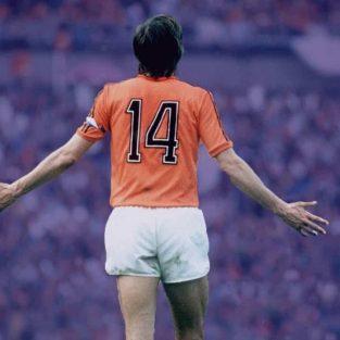 Vị thánh của bóng đá: Johan Cruyff