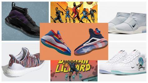 5 phát hành giày thể thao ấn tượng (22 – 28/4/2019)
