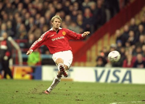 David Beckham - ELLE Man -1