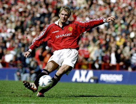 David Beckham - ELLE Man -6