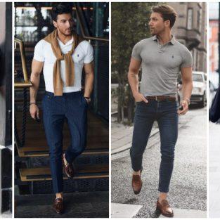 Bí quyết quan trọng khi chọn giày loafers nam