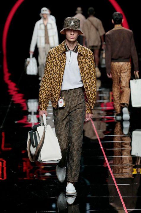 Fendi cũng nằm trong top những thương hiệu tạo được cột mốc ấn tượng cho tập đoàn LVMH. Ảnh: Fashion Trendsetter
