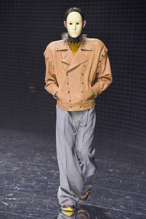 Tin tức thời trang này ngay lập tức khiến người hâm mộ đổ dồn sự chú ý vào giám đốc sáng tạo Alessandro Michele. Ảnh: Hypebae