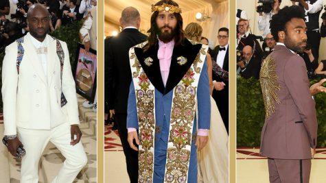 Điểm lại gu thời trang nam ấn tượng nhất lịch sử Met Gala