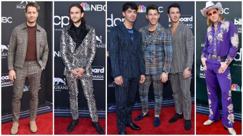 """Billboard Music Awards 2019: """"Dạ tiệc"""" thời trang thảm đỏ của các sao nam"""