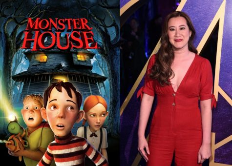 Monster House – bộ phim đầu tiên mà Trinh Tran có cơ hội tham gia vào quá trình sản xuất