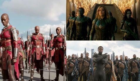 Black Panther và Captain Marvel – những tác phẩm đánh dấu sự đa dạng hóa trong vũ trụ Marvel