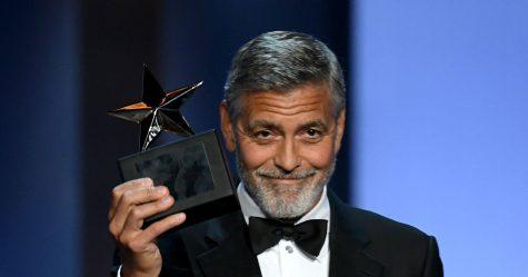 George Clooney - elle man 1