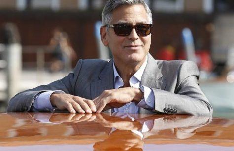 George Clooney - elle man 5