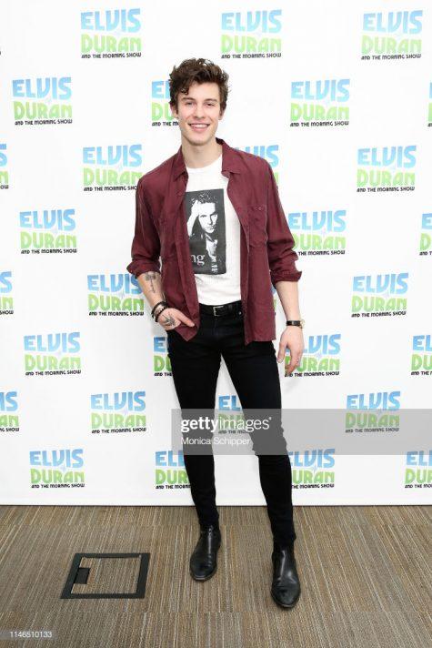 Shawn Mendes giữ vị trí thứ 8 trong top sao nam mặc đẹp tuần này. Ảnh: Getty Images