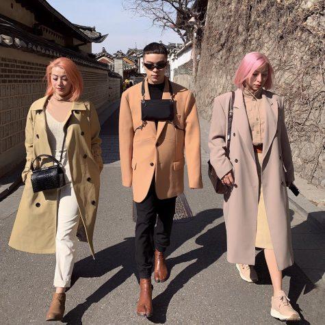 Kelbin Lei vẫn trung thành với phong cách lịch lãm pha lẫn màu sắc street style. Ảnh: Instagram @kelbinlei