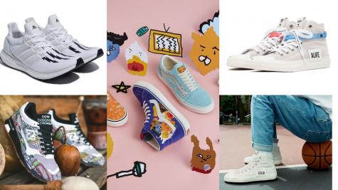6 phát hành giày thể thao ấn tượng nhất tuần (29/4 - 5/5/2019)