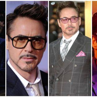 Robert Downey Jr. và phong cách thời trang suit đa dạng