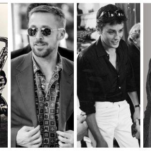 9 diễn viên nam với phong cách kinh điển vượt thời gian