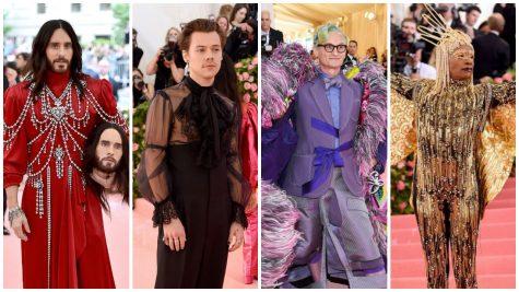 """Ấn tượng với thời trang sao nam """"dị biệt"""" tại Met Gala 2019"""