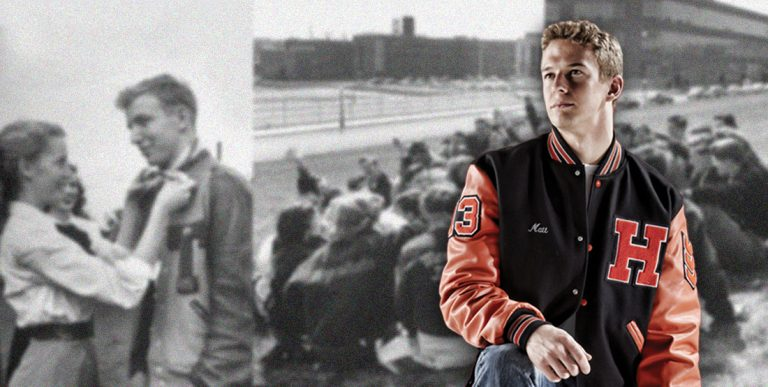áo khoác bóng chày varsity jacket