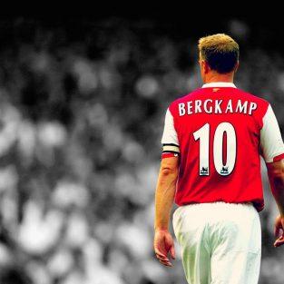 Dennis Bergkamp: Sự tinh tế hóa tượng đài