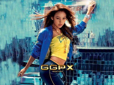 Lee Hyori - elle man 1