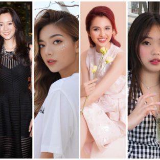 6 cô con gái xinh đẹp của các Hoa hậu, Á hậu một thời