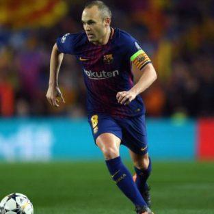 Andres Iniesta: Số 8 vĩ đại sân Camp Nou