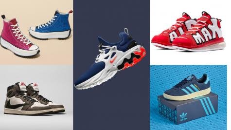 6 phát hành giày thể thao ấn tượng nhất tuần (6/5 – 12/5/2019)