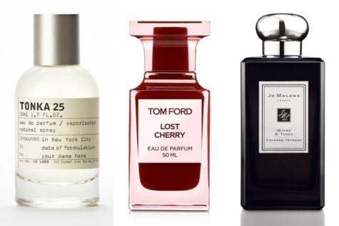 """""""Rót"""" thính thơm với nước hoa nam hương tonka"""