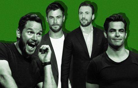 Hình dáng khuôn mặt bốn diễn viên Chris Pratt Chris Hemsworth Chris Evans Chris Pine và kiểu râu phù hợp