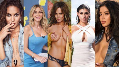 """Top 7 nữ phóng viên thể thao """"bốc lửa"""" nhất phương Tây"""