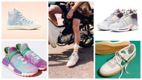 6 đôi giày thể thao êm ái tuyệt vời cho những chuyến đi mùa Hè 2019