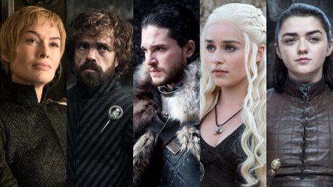 trò chơi vương quyền cersi lannister Daenerys Targaryen tyrion lannister jon snow Arya Stark