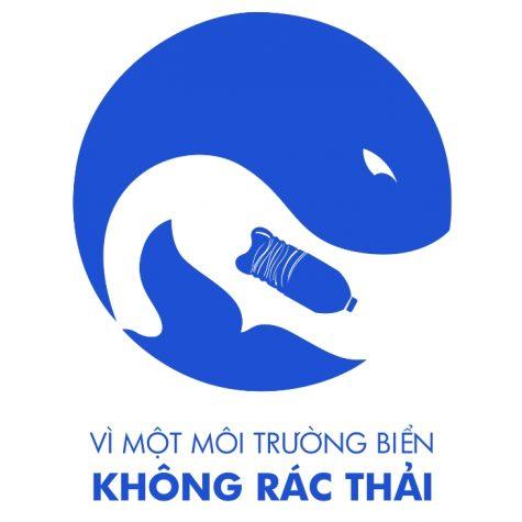 logo vì một môi trường biển không rác thải