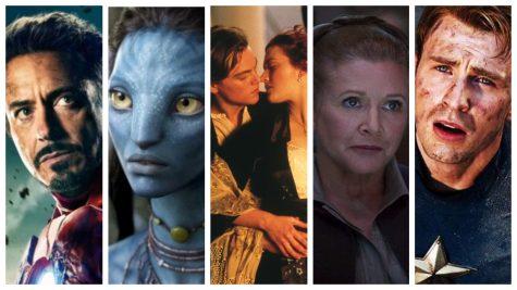 5 bộ phim điện ảnh đạt doanh thu 2 tỷ đô