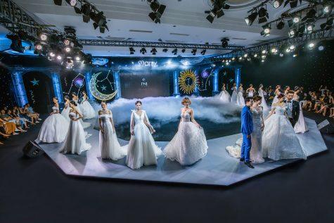 triển lãm cưới Marry Wedding Day - show trình diễn trang phục cưới