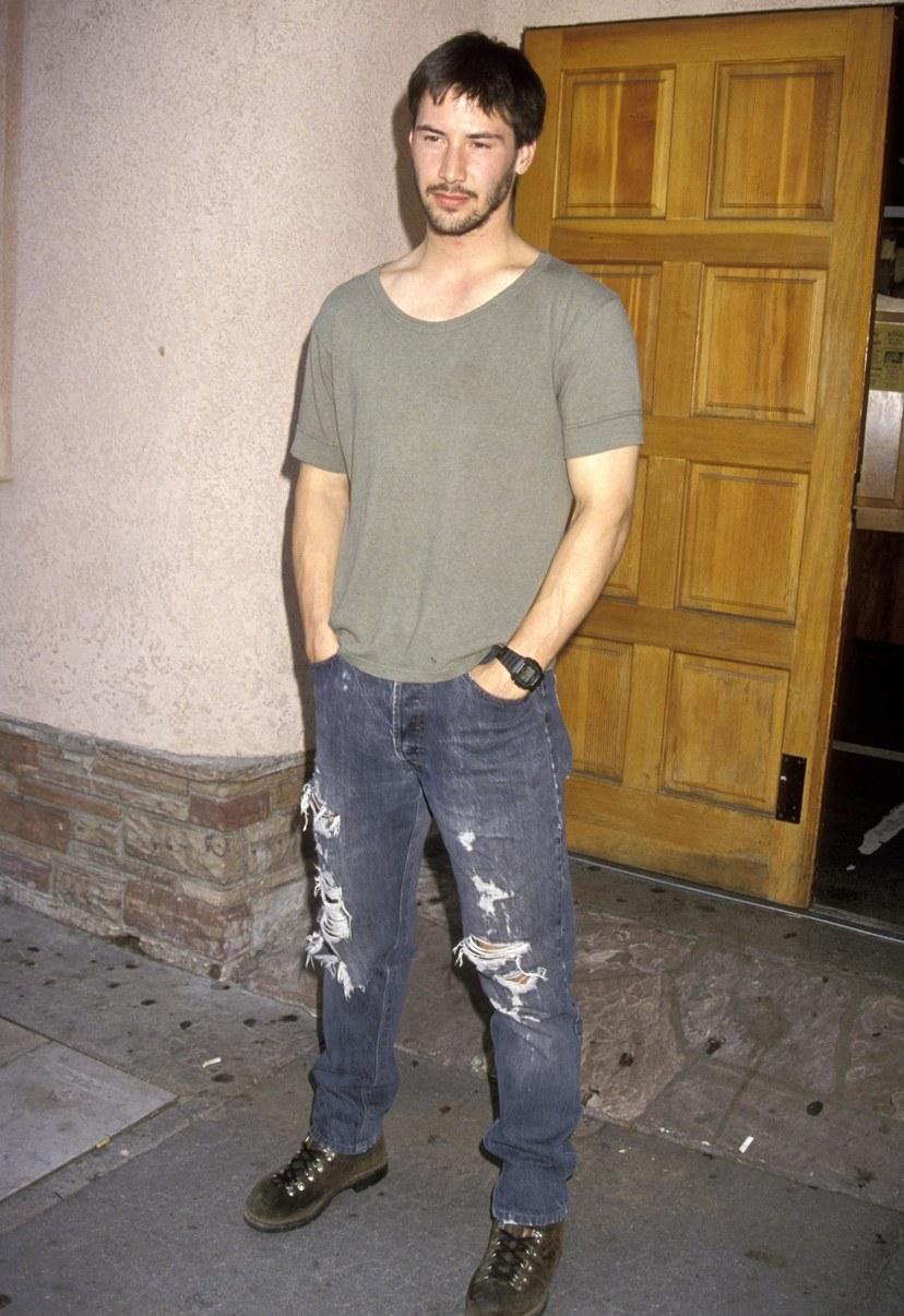 Diễn viên Keanu Reeves-Keanu Reeves tại Los Angeles
