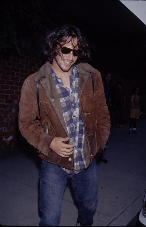 Diễn viên Keanu Reeves tại LA