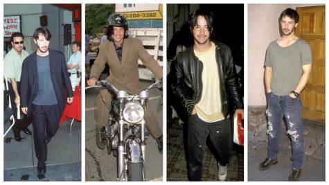 Ngắm nhìn phong cách Normcore của Keanu Reeves thời trẻ