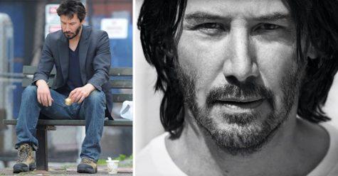 diễn viên keanu reeves - thiếu vắng tình cảm