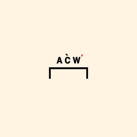 logo thương hiệu A-COLD-WALL*