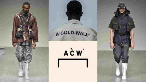 Ý nghĩa logo thương hiệu - Phần 21: A-COLD-WALL*