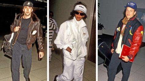Thập niên 90 - thời kỳ đỉnh cao của phong cách thời trang sân bay